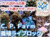 石垣島 C.P.Farm 養殖ライブロック
