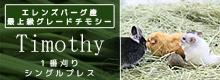 高品質の牧草 チモシー