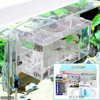 外掛式産卵飼育ボックス サテライトL スターターセット