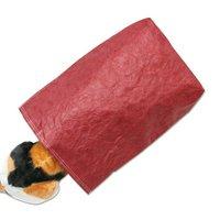 猫様用 かみぶくろ ねこダッシュ【ワインレッド】 ハンドメイド