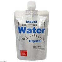 昆虫給水用ゲル インセクトウォータークリスタル 200g