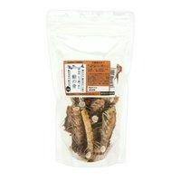 国産 圧力鍋で煮た鮭の骨 50g 国産 無添加 無着色 犬猫用おやつ PackunxCOCOA