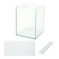 45cmハイタイプ水槽(単体)アクロ45NキューブH(45×45×60cm)フタ付き オールガラス水槽Aqullo