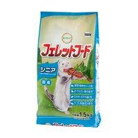 イースター 動物村 フェレットフード シニア 1.5kg(250g×6袋入り)