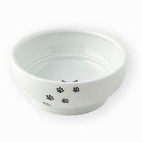 猫壱 ハッピーダイニング フードボウル 猫柄 食器
