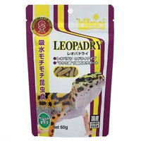 キョーリン レオパドライ 60g×3袋 餌 フード 爬虫類 昆虫食