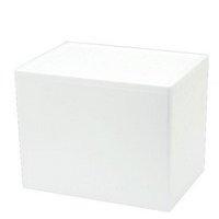 発泡スチロール箱 HN232×H(幅46×奥行33×高さ34cm) フタ付き