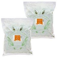 令和元年産 新刈 スーパープレミアムホースチモシー ショート チャック袋 1.2kg(600g×2袋)