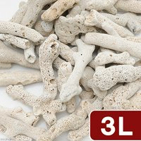 No.43 Coral(サンゴ砂) XL 3リットル(30cm水槽用)