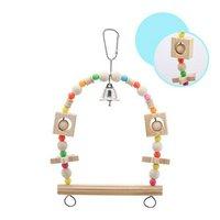 三晃商会 SANKO バードトイ スイング M 鳥 おもちゃ ブランコ