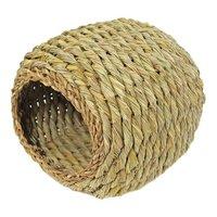 ミニアニマン 南の国の手編み クラフトハウス ドーム 小動物 ハウス