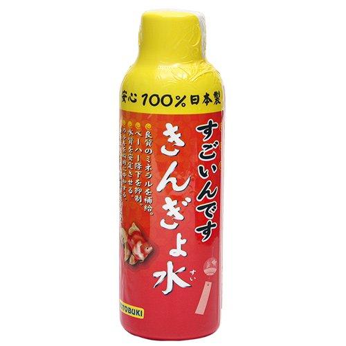 コトブキ工芸 kotobuki すごいんです きんぎょ水 150ml