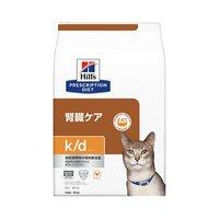 ヒルズ プリスクリプションダイエット〈猫用〉 k/d 4kg 特別療法食 ドライフード