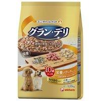 グランデリ カリカリ仕立て 10歳以上用 栄養バランスセレクト 1.55kg(387.5g×4袋)