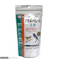 NPF エクセル プロバード スリエペレット 5分 120g 鳥 フード 餌 えさ すり餌