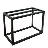 ハイブリッドキャビ 鉄製アングル(寸法指定可120×60×90cmまで)(50角/T2.3)別途送料