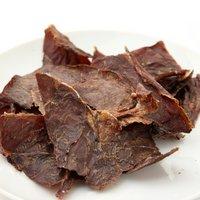 オーストラリア産国内加工 うす~くスライスして焼いたカンガルーもも肉のジャーキー 30g 無添加 無着色 PackunxCOCOA
