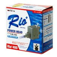 60Hz カミハタ Rio+(リオプラス) 400 流量6.8リットル/分 (西日本用)