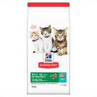 ヒルズ サイエンスダイエット キャットフード キトン 12ヶ月まで 子猫用 まぐろ 800g 健康的な発育をサポート