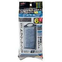 GEX 簡単ラクラクフィルター 交換ろ過材 SM-6P 超お徳用6個パック ジェックス