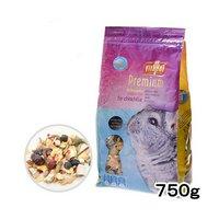 Vitapol プレミアム チンチラのための総合栄養食 750g ビタポール チンチラフード えさ エサ 餌