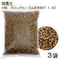 培養土 ガジュマルゴムの木向け 1.5L(3袋)