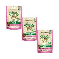 グリニーズ 猫 香味サーモン味 60g 3袋入り 歯みがき専用スナック おやつ 正規品