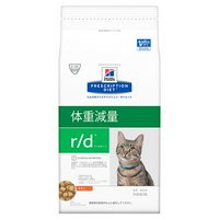 【6月中旬~下旬に入荷予定】ヒルズ プリスクリプションダイエット〈猫用〉 r/d 500g 特別療法食 ドライフード