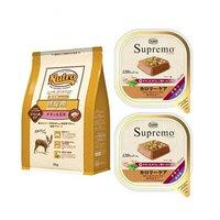 ニュートロ 成犬用 ナチュラルチョイス 減量用 超小型犬~小型犬用 チキン&玄米 3kg + シュプレモ カロリーケア ウェット 2個