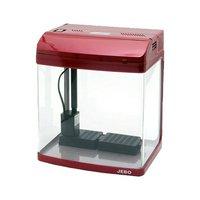 JEBO インテリアセット水槽 R-331 レッド 50Hz