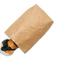 猫様用 かみぶくろ ねこダッシュ【ナチュラル】 ハンドメイド