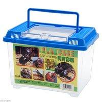 飼育容器 小 青(225×150×165mm) プラケース 虫かご 昆虫 カブトムシ クワガタ