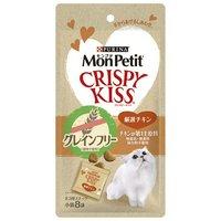 モンプチ クリスピーキッス グレインフリー 厳選チキン 24g 猫 おやつ モンプチ