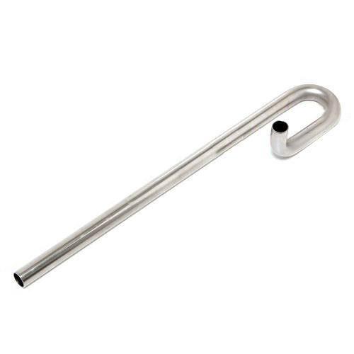 ステンレスジョイント90° EX管 直径17.3 高さ45cm水槽右側用 淡水水槽専用