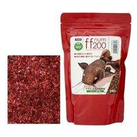ff num200 ナマズ大型肉食熱帯魚用タブレット(沈下性)300g+No.84 Garnet(ガーネット)1Lセット