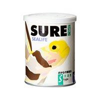 シーライフ シュアー S 浮遊性 50g 5個 海水魚 餌