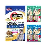 アソート 下部尿路の健康配慮 メディファス チキン味 3kg+CIAOちゅ~る 2種各2袋