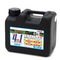 エーハイム 4in1(フォーインワン) 5リットル(黒ボトル)