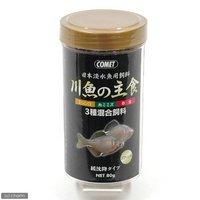 コメット 川魚の主食 緩沈下タイプ 3種混合飼料 80g