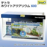 テトラ ホワイトアクアリウム 600 60cm水槽セット 初心者