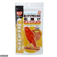 クオリス 赤カナリヤのための色揚げ(βカロチン) 100g 鳥 フード 餌 えさ 色揚げフード
