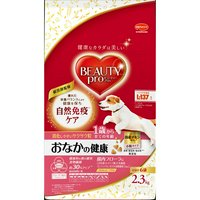 ビューティープロ ドッグ おなかの健康 1歳から 2.3kg(小分け6袋)