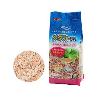 GEX メダカの砂利 チェリーピンク 1kg ジェックス