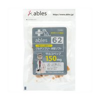 国泰ジャパン ables 62 7歳からの筋肉ケア グルテンフリー米粉ソフト 30g