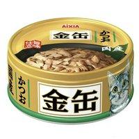 アイシア 金缶ミニ かつお 70g 24缶