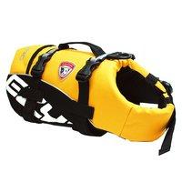 犬 ライフジャケット イージードッグ DFDスタンダード L イエロー 中型犬~大型犬用