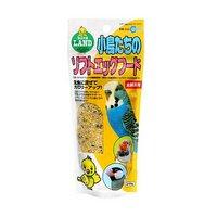 マルカン 小鳥たちのソフトエッグフード 100g 鳥 フード 餌 えさ 卵黄