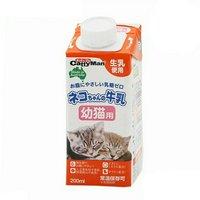 キャティーマン ネコちゃんの牛乳 幼猫用 200ml 猫 ミルク 2個入り