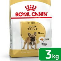 ロイヤルカナン フレンチブルドッグ 成犬高齢犬用 3kg ジップ付