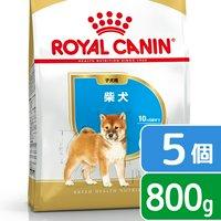 ロイヤルカナン 柴犬 子犬用 800g×5袋 3182550823937 ジップ付